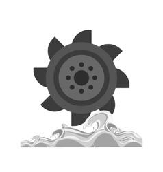 Hydro power vector