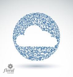 Climate conditions conceptual icon vector