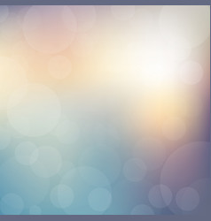 Abstract blue and purple blurred background with vector