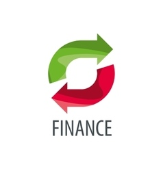 logo Finance vector image vector image