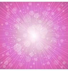 Purple Summer Background vector image