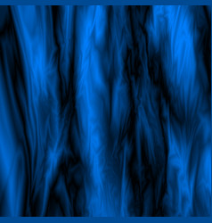 Blue abstract marble backround vector