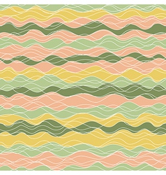 Yellow orange green wave vector