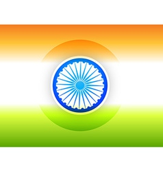 Indian flag design vector