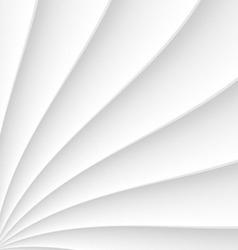Fan background pattern vector image