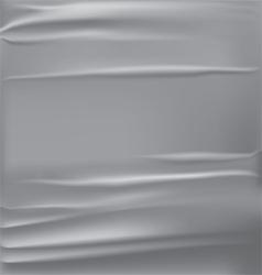 Satin Wrinkled Background vector image