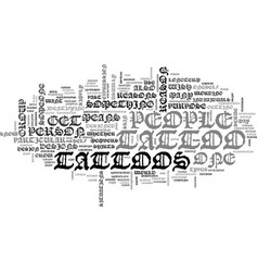why do people get tattoos text word cloud concept vector image