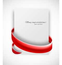 Abstract card vector