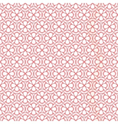 calligraphic element seamless vector image vector image