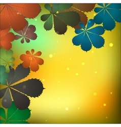 Fall sale design enjoy autumn sales banner vector