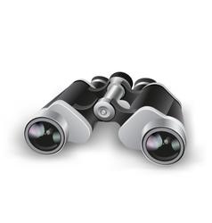 The binocular vector image vector image