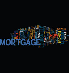 Louisville mortgage text background word cloud vector