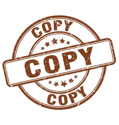 Copy stamp vector