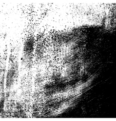 Distressed brushed background vector
