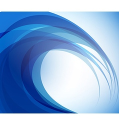 Water Wave Graphics vector image