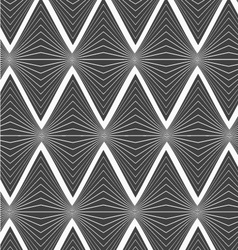 Flat gray with horizontal onion shapes vector