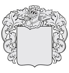 Aristocratic emblem no22 vector