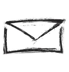 letter symbol vector image