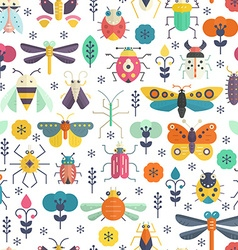 Bug pattern vector