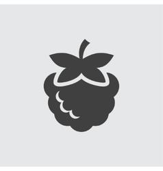 Raspberry icon vector image vector image