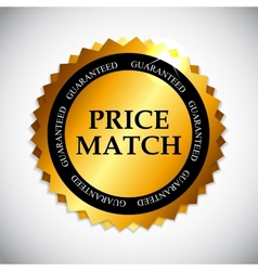 Price match label vector