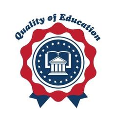 University icon vector