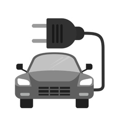 Car charger vector