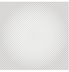gray and white gradient diagonal lines pattern vector image vector image