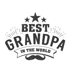 isolated grandparents day quotes on the white vector image vector image