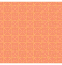 Traditional fair isle pattern vector