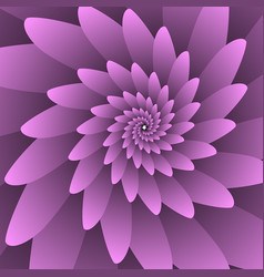 3 d floral modern background wallpaper vector