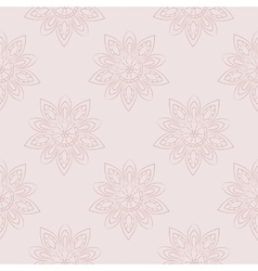 Florish background in pastel tones vector
