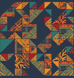 Boho abstarct wallpaper vector