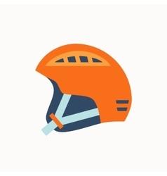 Colorfu sport helmet i vector image