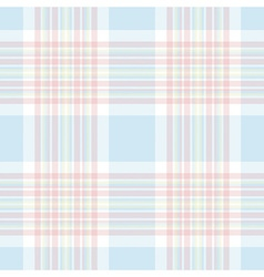 Pastel check seamless pattern vector