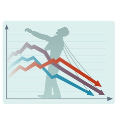 The economic collapse vector