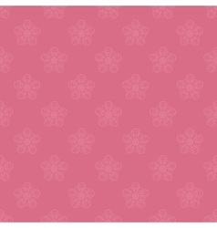 Florish background in pastel tones vector image vector image