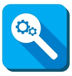 Zoom tools icon vector
