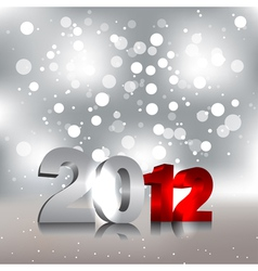 new year design template vector image