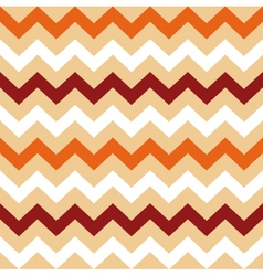 Thanksgiving Colorful Chevron seamless patten vector image vector image