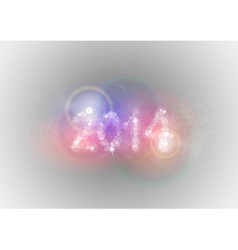 new year background abstract vector image