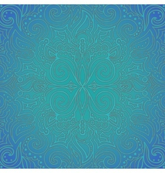 Background with ornate pattern vector image