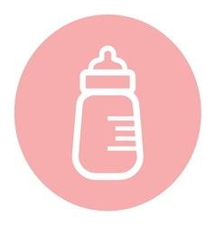 baby bocice lienar4 vector image vector image