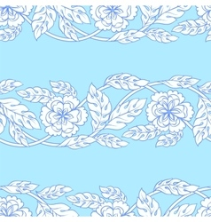 seamless background with borders Intricate vector image