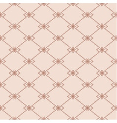 Seamless pink pattern vector