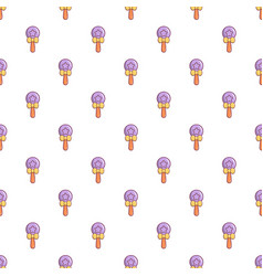 Baby clack pattern seamless vector