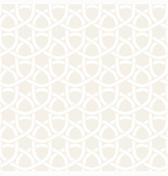 Seamless geometric pattern abstract vector