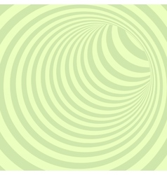 Grey circle striped abstract tunnel vector