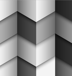 Geometric monochromatic structured background vector image