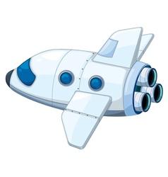 aeroplane vector image